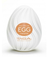 Массажер TENGA EGG TWISTER