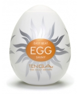 Массажер TENGA EGG SHINY